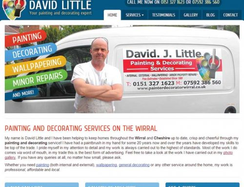 Dave Little Painter and Decorator